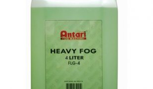 Antari FLG-4 4L Container Of Water-Based Heavy Fog Fluid