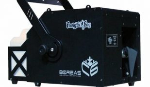 Froggy's Fog Boreas Cube C6 High Output Silent Snow Machine With DMX Control