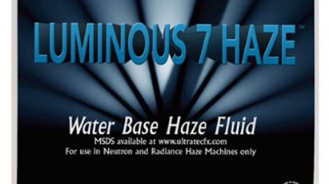 Ultratec Luminous 7 2L Container Of Luminous 7 Haze Fluid