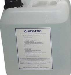 Look Solutions VI-3501 5L Container Of Quick Dissipating Fog Fluid