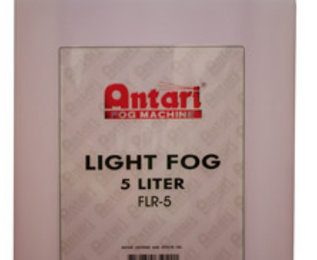 Antari FLR-4 4L Container Of Water-Based Fast Dissipating Fog Fluid